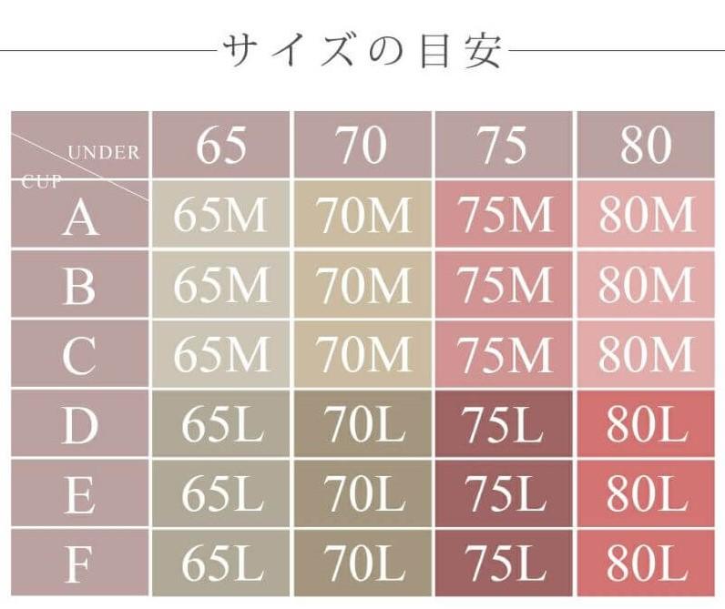 ツーハッチ口コミラクシアサイズ表